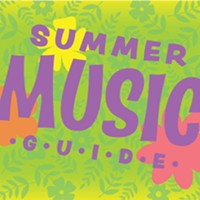 2018 Summer Music Guide