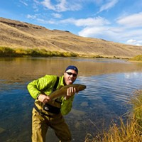 John Day River Steelhead, on a Fly