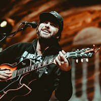 Shakey Graves Turns Up the Rock at Oregon Spirit Distillers