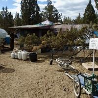 Camping at Juniper Ridge