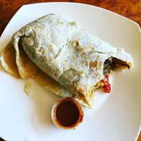 Dream Dishes: Breakfast Burrito
