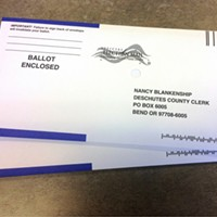 Stolen Ballots Recovered on BLM Land
