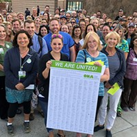 St. Charles Nurses Reach Tentative Agreement