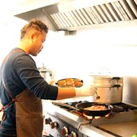 New Chef in Residence at Plantd