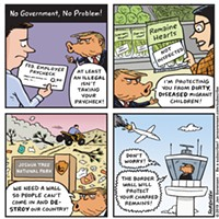 No Government, No Problem