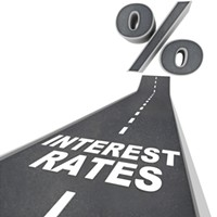 Rising Interest Rates and Values