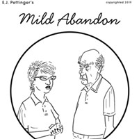 Mild Abandon—Week of March 14