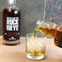 Rock Turns Rye into Bottled Cocktail
