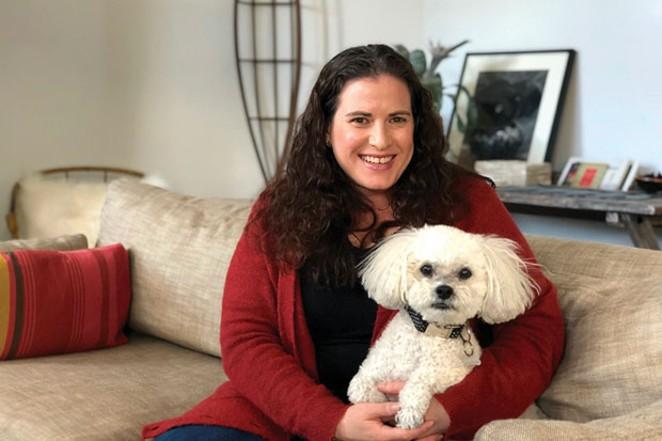 Jackson with mom Samantha. - LISA SIPE