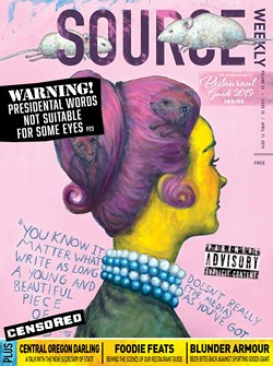 Here it is on this week's cover. - PAULA BULLWINKEL