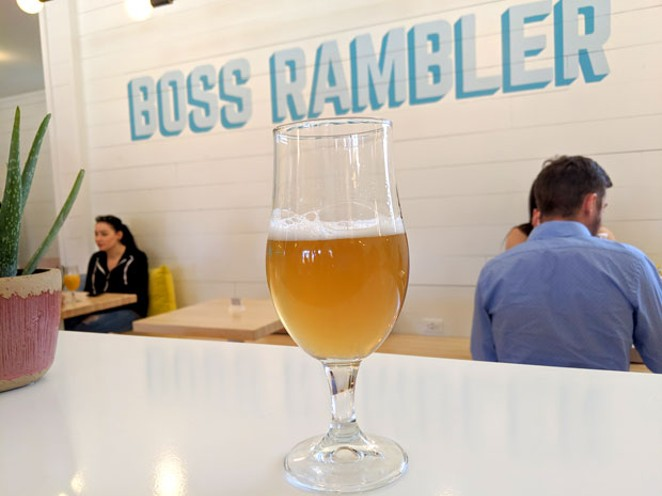 Boss Rambler Beer Club Opens