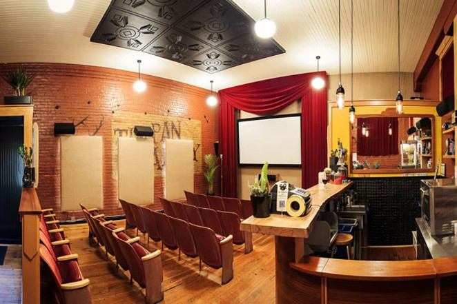 The delightful and beautiful Tin Pan Theater. - COURTESY OF TIN PAN THEATER