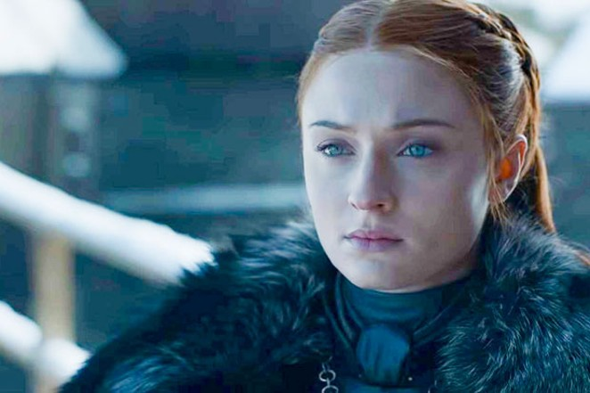 Sansa ain't playin' anymore. - PHOTO COURTESY OF HBO