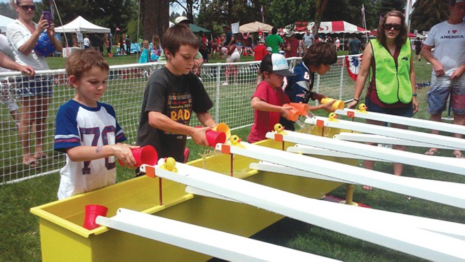 Come to Drake Park for the Old Fashioned Festival on the 4th of July. - SUBMITTED