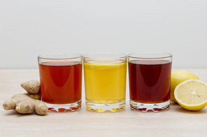 Laird Superfood announces three flavors of kombucha, to be released end of April. - COURTESY LAIRD SUPERFOOD