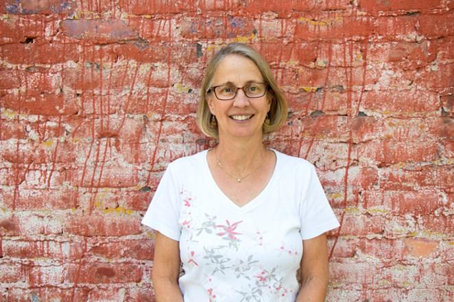 Monica Burdsall, Bend High School ASL instructor. - KEELY DAMARA