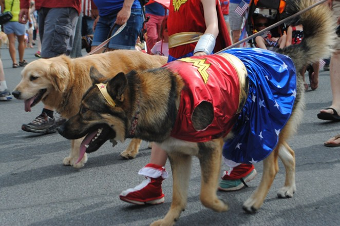 Pet Parade and Old Fashioned Festival. - BEND PARK & RECREATION