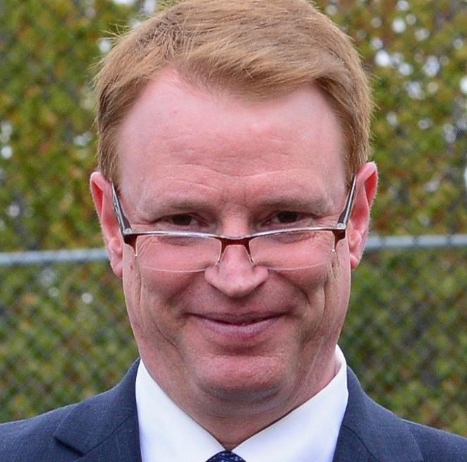 Sen. Tim Knopp - WIKIMEDIA COMMONS