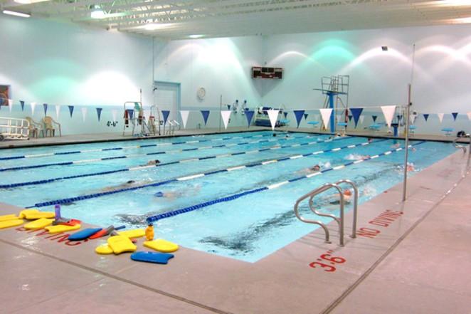 Cascade Swim Center won't get its expantion. - COURTESY REDMOND AREA PARKS & RECREATION DISTRICT