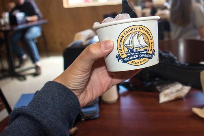 Take a Lick at Adding to the New Oregon Ice Cream Trail