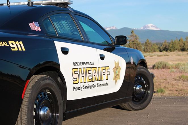 DESCHUTES COUNTY SHERIFF'S OFFICE