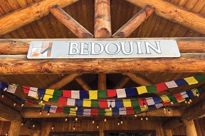 COURTESY BEDOUIN