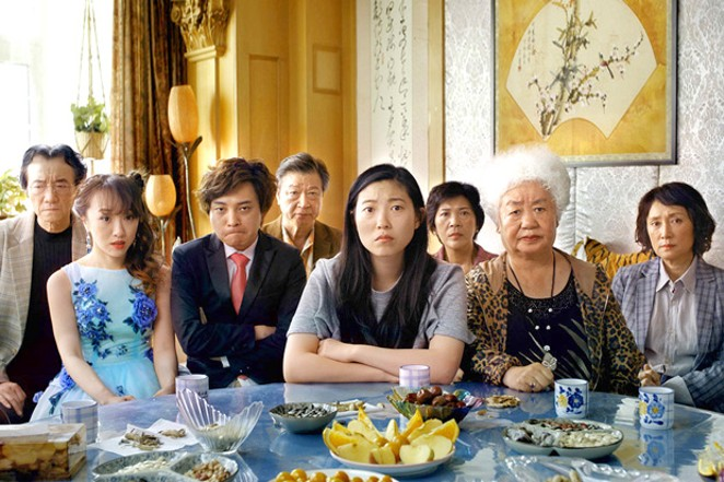 Awkwafina is the best actress named for bottled water I've ever seen. - PHOTO COURTESY OF A24