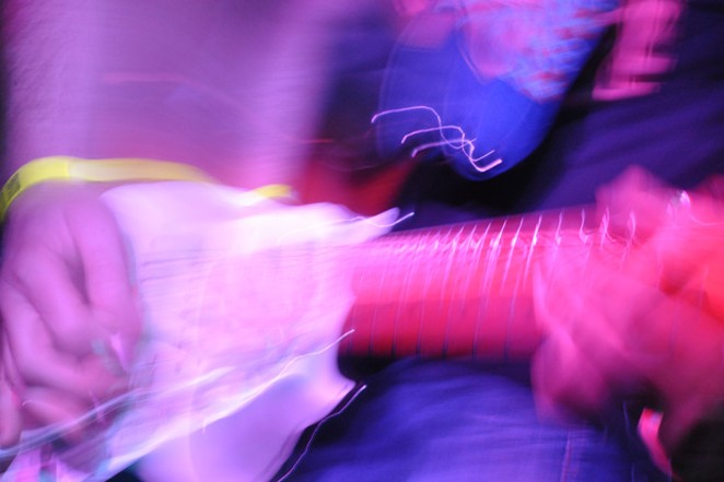 The High Desert Underground Music Fest will feature 14 local bands over two nights. - SUBMITTED