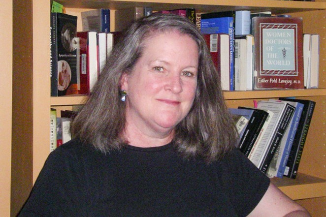 Professor Kimberly Jensen. - SUBMITTED