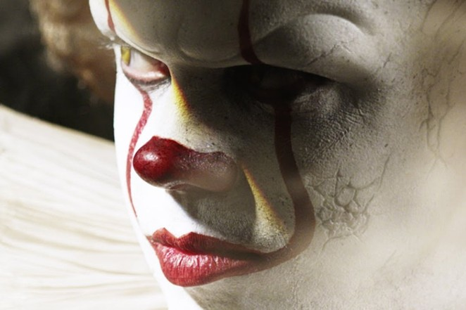 Man, get this clown outta my face. His breath smells like old socks and evil. - PHOTO COURTESY IMDB