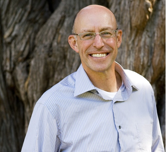 Michael Pollan's Author! Author! talk happens Wed., March 4. - ALIA MALLEY