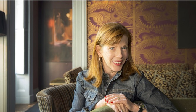 Susan Orlean presents at Author! Author! Wed., Feb 19. - NOAH FECKS