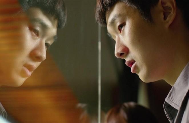 "Woo-Sir Choi in ""Parasite."" - COURTESY IMDB"