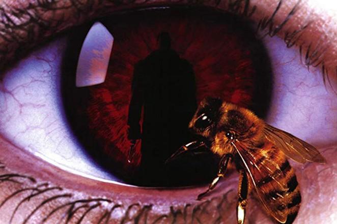 Oh, NOOOOOO, NOT THE BEEEEEES!!!!! - COURTESY OF IMDB