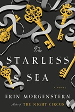 """""""The Starless Sea"""" by Erin Morgenstern - SUBMITTED"""