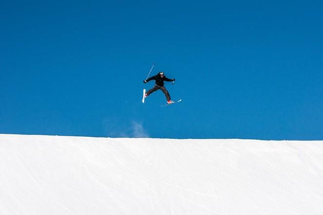 Jump for joy! Ski and snowboard season is here. - PAWEL FIJALKOWSKI, PEXELS