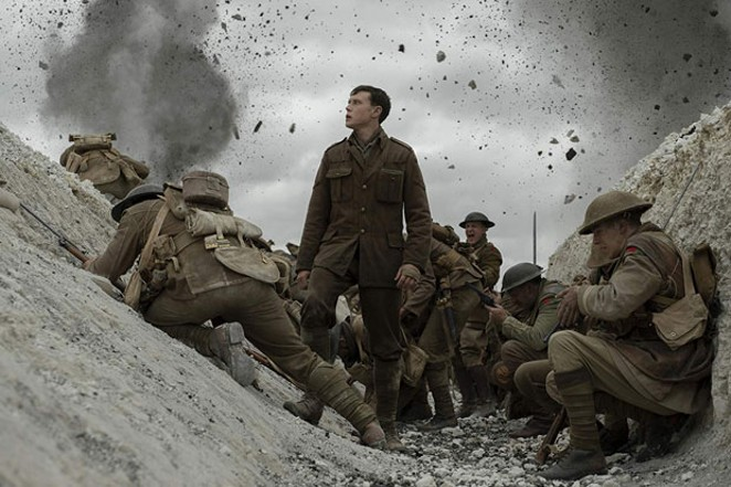 Sam Mendes sure knows how to make war look beautiful. - PHOTO COURTESY UNIVERSAL