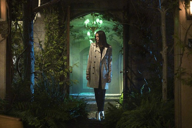 "Laysla De Oliveira in Netflix's ""Locke and Key,"" based on comics by Stephen King's son, Joe Hill. - COURTESY NETFLIX"
