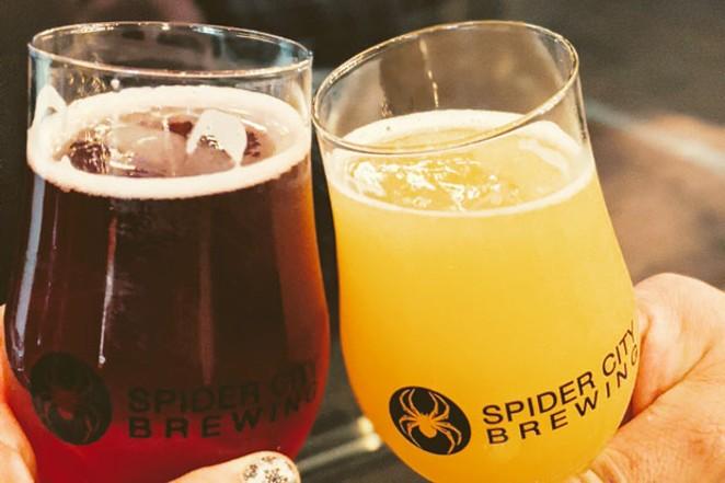 Cheers to the diversity of local craft beer! - HEIDI HOWARD