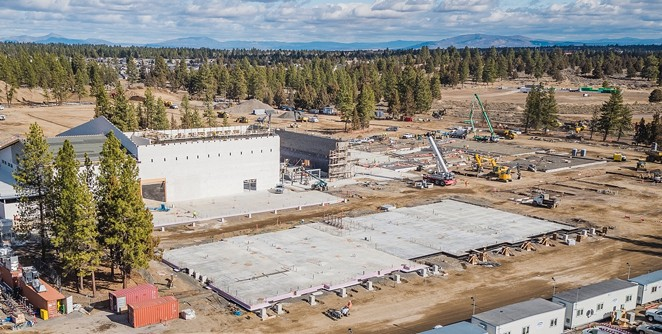 Caldera High School is slated to open in the fall of 2021. - PRESS RELEASE
