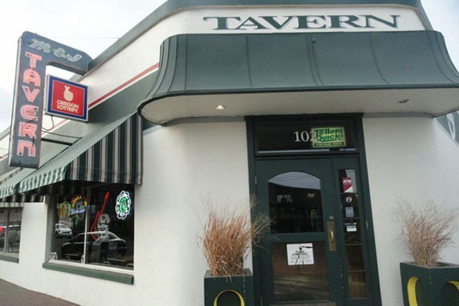 Last year the Source chose the M&J Tavern as the Best Open Mic in the 2019 Best Of issue. - COURTESY M&J TAVERN
