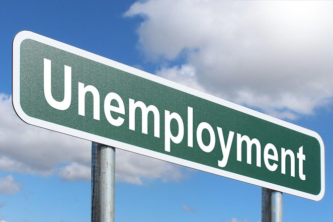 In two weeks, unemployment claims dwarf the number claims made during the Great Recession. - PICSERVER