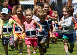 The Root Beer Run is a kids' event that is part of The Bite of Bend. - LIOE
