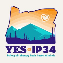 The Yes on IP 34 campaign to legalize psilocybin for therapeutic use has collected nearly 130,000 signatures in order to get the measure on the November state ballot. - YES ON IP 34