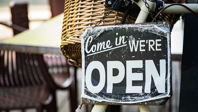 Some businesses like restaurants, boutiques, hair salons and yoga studios could begin to open in Deschutes County beginning Friday. - WALLPAPER FLARE