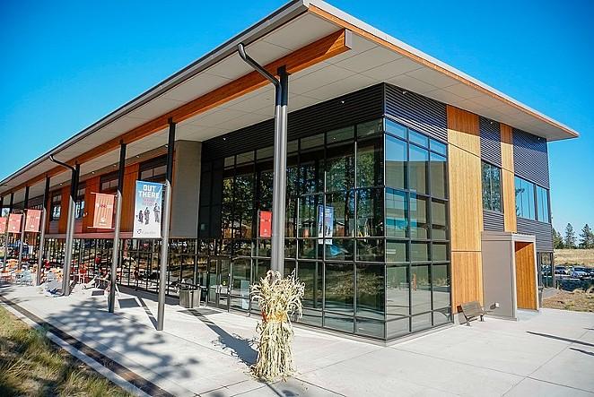 Obsidian Hall at OSU-Cascades. - WIKIMEDIA COMMONS/AIRICKSON