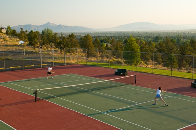 Who's up for some tennis this weekend? - CITY OF REDMOND PARKS DIVISION