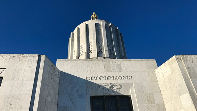 Oregon state economists publish a new report predicting a $2.7 billion budget shortfall this coming year; state agencies propose massive cuts. - WALLPAPER FLARE