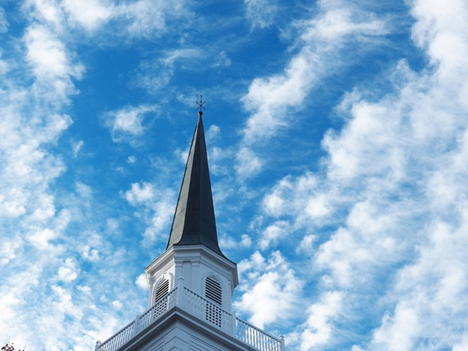 Deschutes County Commissioners considered a controversial move to declare churches essential businesses in order to allow them to operate outside of Phase One guidelines. The new rules indicate that 50 people or less may now gather indoors. - PUBLIC DOMAIN PICTURES