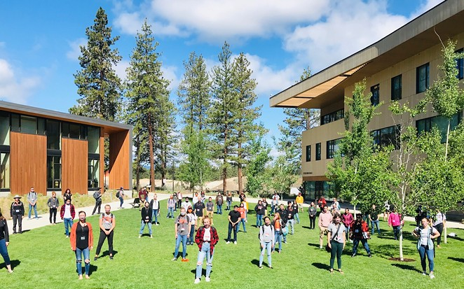 Thirty coronavirus testers visited 30 neighborhoods in Bend May 30-31 and tested hundreds of willing participants. The goal was to discover the prevalence of active COVID-19 cases in the general population. - OREGON STATE UNIVERSITY